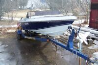 1995 CADORETTE SPEED BOAT