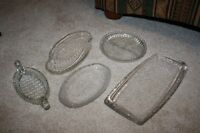 #2 Clear Dishes-  NEW PRICE