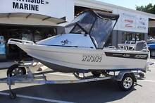 2014 Surtees 485 Workmate Runabout + Yamaha 70hp 4-Stroke (86hrs) Boondall Brisbane North East Preview