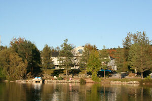 Lakefront Home for Sale in Rothesay with rental opportunities