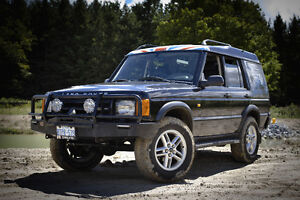 1999/2000 Land Rover Discovery Series II