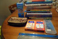 Homeschooling Books and Supplies