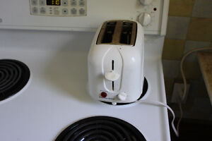 Perfect little toaster