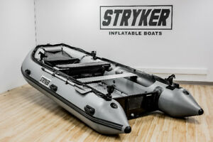 "NEW** Stryker Ranger LX 380 (12'5"") -- Inflatable Boat"