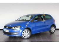 2013 VOLKSWAGEN POLO MATCH EDITION HATCHBACK PETROL