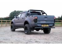 2014 Ford Ranger 2.2 Seeker raptor Camo edition in matt grey finish over 9k s...