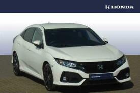image for 2019 Honda Civic 1.0 VTEC TURBO SR 5-Door Hatchback Petrol Manual