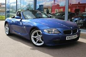 2009 BMW Z4 2.0i Sport FULL HTD LEATHER, POWER ROOF and 18andquot; ALLOYS