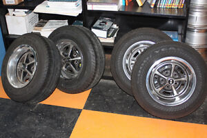 Rallywheels originale Chevelle SS 1970