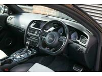 2016 Audi A5 3.0 S5 TFSI QUATTRO BLACK EDITION 3d AUTO 328 BHP Coupe Petrol Semi