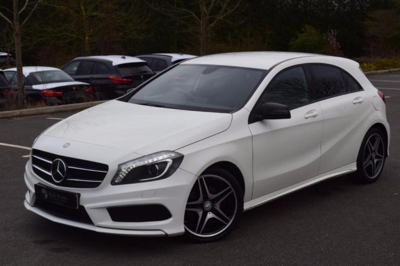 2014 64 mercedes benz a class 1 5 a180 cdi blueefficiency amg sport 5d 109 bhp d in sidcup. Black Bedroom Furniture Sets. Home Design Ideas