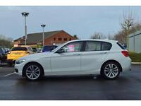 2017 BMW 1 SERIES BMW 116d Sport 5dr [Navigation + Driver Comfort Pack]