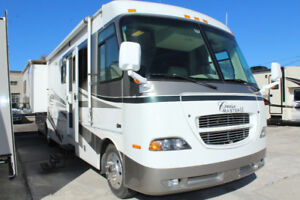 2005 GEORGIE BOY CRUISE MASTER LE 3600 DS