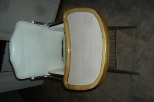 Old Fashion High Chair from 70's