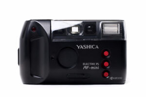 Yashica Electro 35 AF-Mini 35mm Point & Shoot