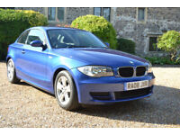 BMW 120 2.0TD 2008 ES 2 DOOR COUPE