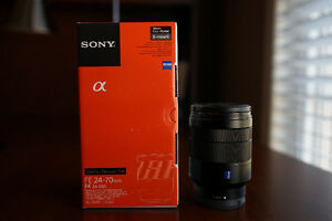 Sony Vario-Tessar T* FE 24-70mm f/4 for sony a7 series