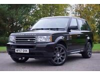 2007 Land Rover Range Rover Sport 2.7 TD V6 S SUV 5dr Diesel Automatic (271