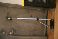 Manfrotto long Wall Boom #098- silver
