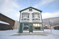 DOME REALTY INC. - OPEN HOUSE!!! - 1107 THIRD AVE, DAWSON CITY