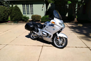 BMW R1150RT - 2001 low mileage great condition