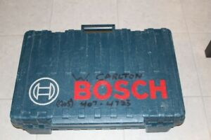 Bosch RH540M SDS MAX Rotary Hammer Drill With Bits