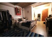 Very Large Room Cool Warehouse Nr. Station. Live Work. Ensuite. Couples Welcome. Great Housemates.