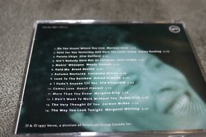 """4 JAZZ CDs  """"THE JAZZ VOCAL COLLECTION"""" London Ontario image 4"""