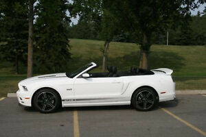2013 Ford Mustang GT California Special Convertible Convertible