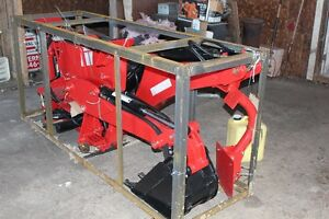 3 Point Hitch Backhoe