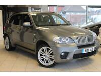 2011 11 BMW X5 3.0 XDRIVE40D M SPORT 5D AUTO 302 BHP DIESEL