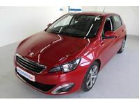 2015 PEUGEOT 308 1.2 PureTech 130 Allure 5dr EAT6 Auto