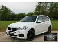 2015 15 BMW X5 3.0 XDRIVE30D M SPORT 5D 255 BHP DIESEL