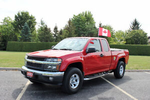 2007 Chevrolet Colorado Z71 Pickup Truck
