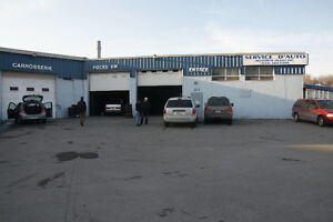 GARAGE MECANIQUE FOR RENT