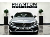 2017 Mercedes-Benz C Class 3.0 C43 V6 AMG (Premium Plus) G-Tronic+ 4MATIC (s/s)