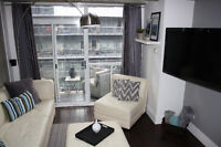 Newly renovated 1 bedroom 2 storey loft King St West