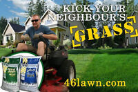 Local Lawn Fertilizer