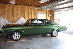 1967 GALAXIE 2DR.HARD TOP SPORTS COUPE. MINT COND.