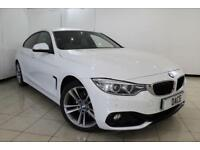 2014 64 BMW 4 SERIES GRAN COUPE 2.0 420D SPORT GRAN COUPE 5DR AUTOMATIC 181 BHP