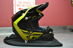 Casque motocross FLY F2 Carbon