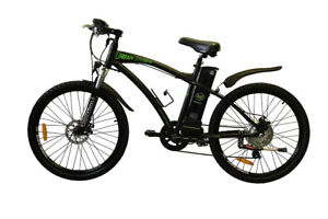 *STOLEN* Urban Ryder electric bicycle