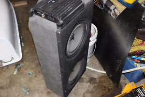 2 JL W1V2 Subs and an Alpine 500 Monoblock Amp