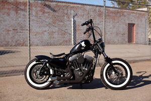 Vance and hines short shots staggered wanted for 2001 883