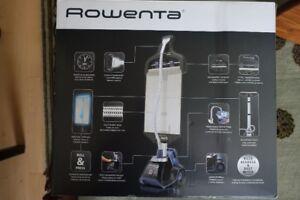 Brand New ROWENTA Fabric Steamer