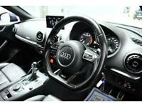 2015 Audi S3 S3 SPORTBACK QUATTRO Auto Hatchback Petrol Automatic