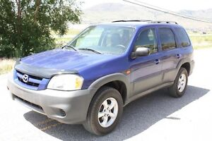 2005 Mazda Tribute SUV SE NOW REDUCED TO ONLY $6960!!