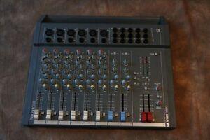 Soundcraft Spirit Folio Model RW-1450 /10 Ch DJ Mixer -