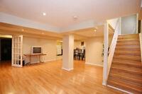 3 Bedroom Basement Apartment – $1000 (Liabilities Extra)