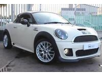 2015 64 MINI COUPE 1.6 COOPER S 2D 181 BHP